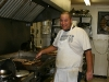 Chef at the Midway Diner - Eric Good